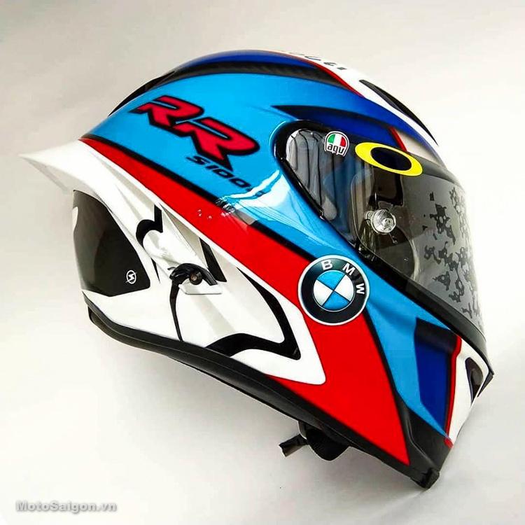 Thêm một thiết kế nón bảo hiểm tuyệt đẹp dành cho BMW S1000RR