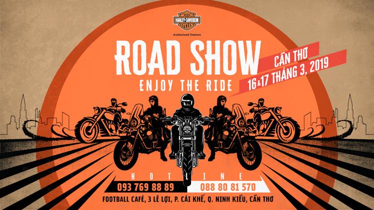 Chi tiết và lịch trình Tour khám phá Cần Thơ cùng Harley-Davidson