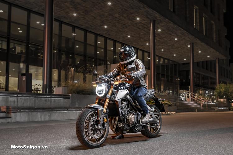 Honda Việt Nam công bố giá bán CB650R 2019 nhập Thái Lan
