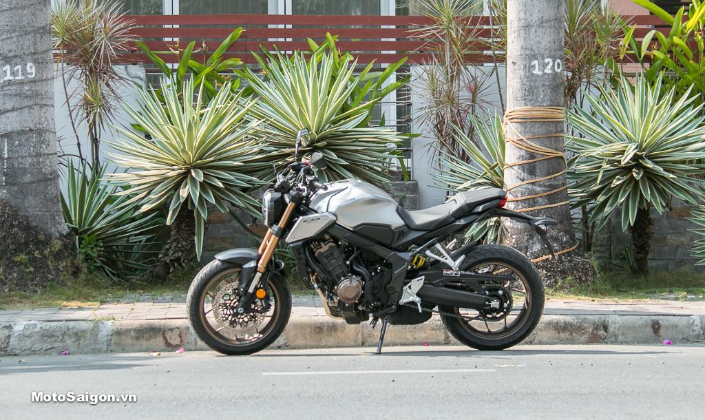 Đánh giá xe Honda CB650R 2019 ưu nhược điểm sau 500km