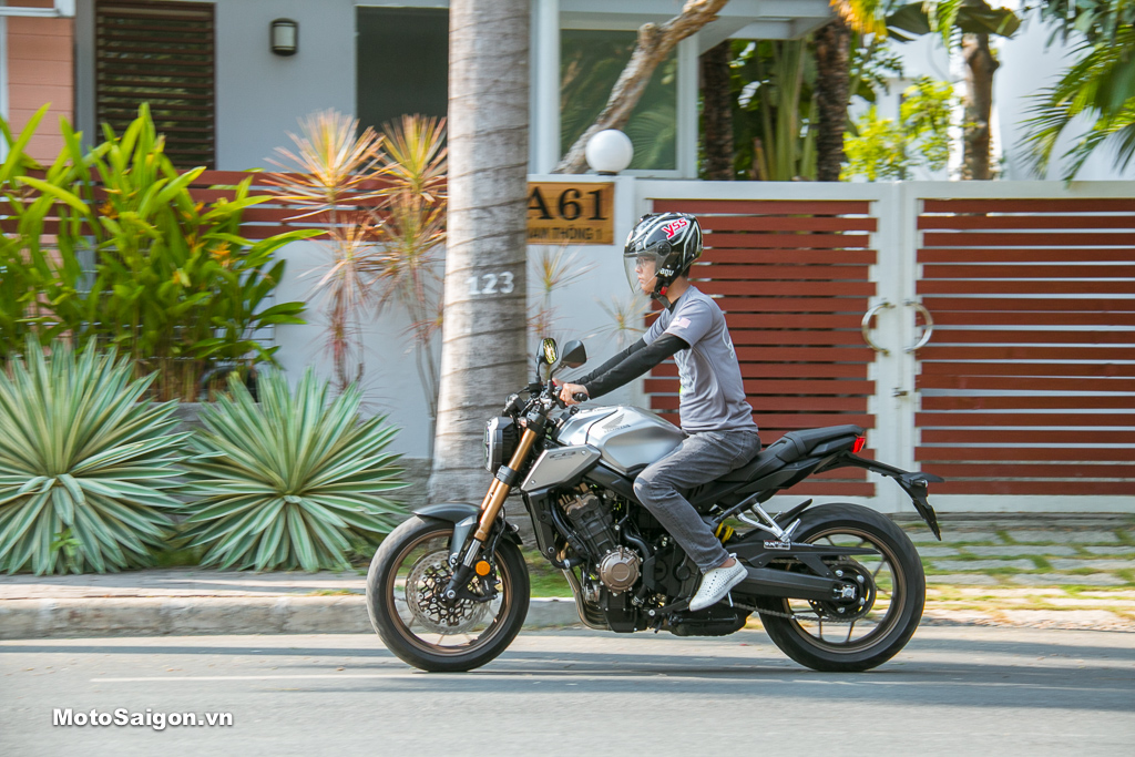 Đánh giá xe Honda CB650R