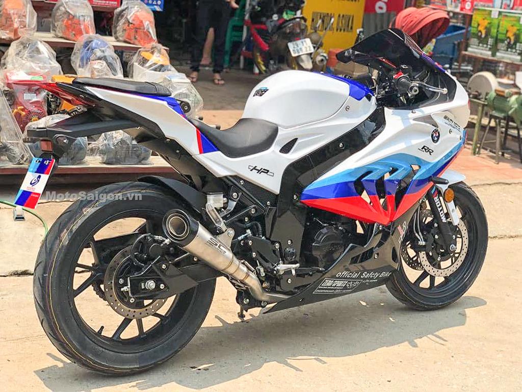 BMW S1000RR Trung Quốc giá 30 triệu bất ngờ xuất hiện tại Việt Nam