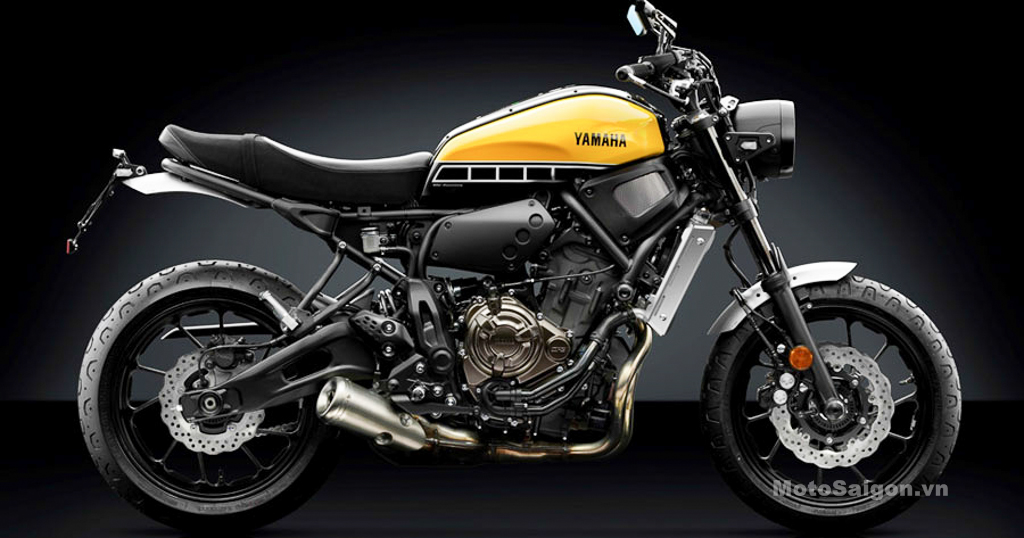 Yamaha XSR155 sắp ra mắt cạnh tranh Honda CB150R?