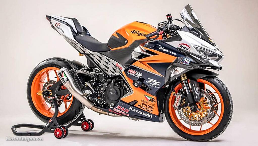 """""""Không có xe xấu, chỉ là độ chưa tới"""" Kawasaki Ninja 400 said"""