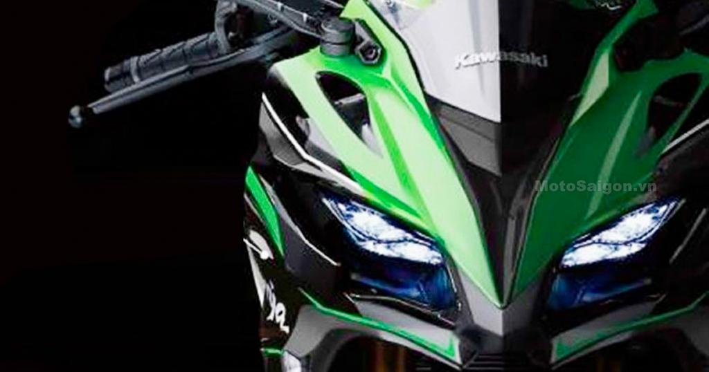 Kawasaki Ninja ZX250R hoàn toàn mới 4 máy, 45 mã lực sắp ra mắt?