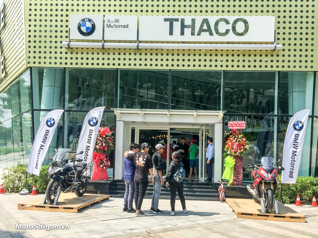 Showroom BMW Motorrad Quận 2 Sala chính thức khai trương