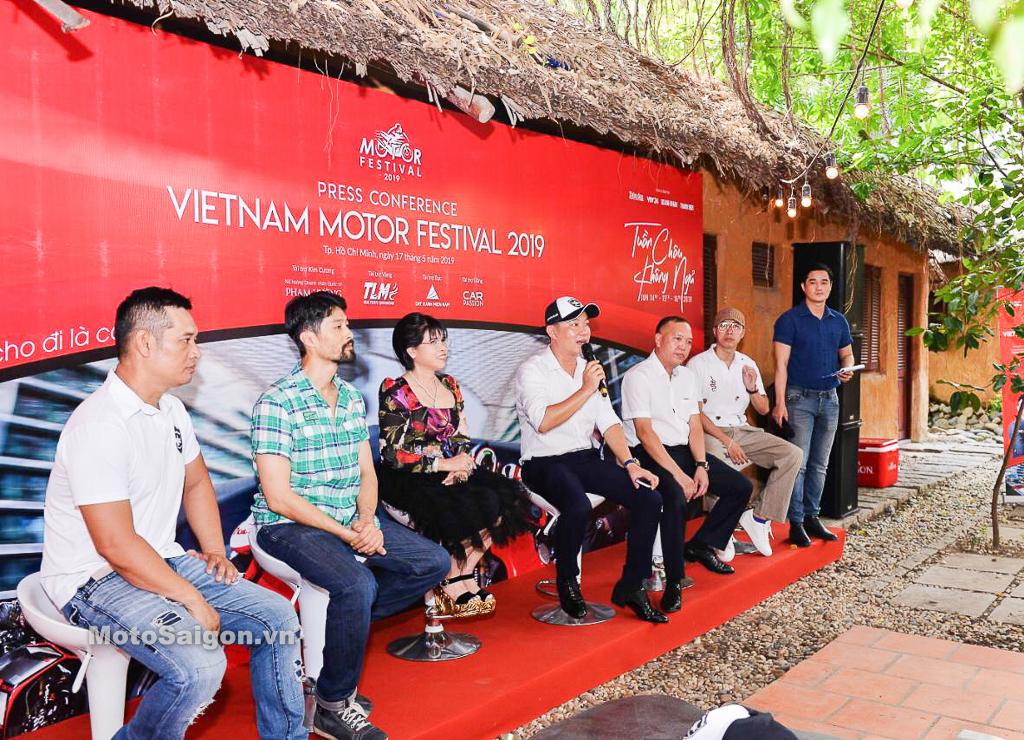 Đại hội Moto Việt Nam 2019 hoành tráng nhất từ trước đến nay