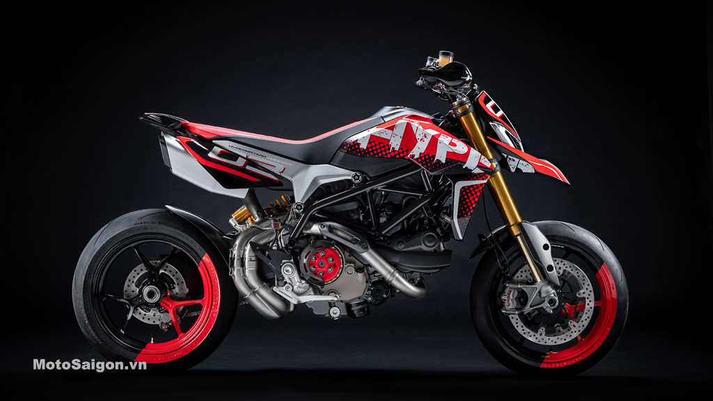Ngắm bản Concept tuyệt đẹp đoạt giải nhất của Ducati Hypermotard 950