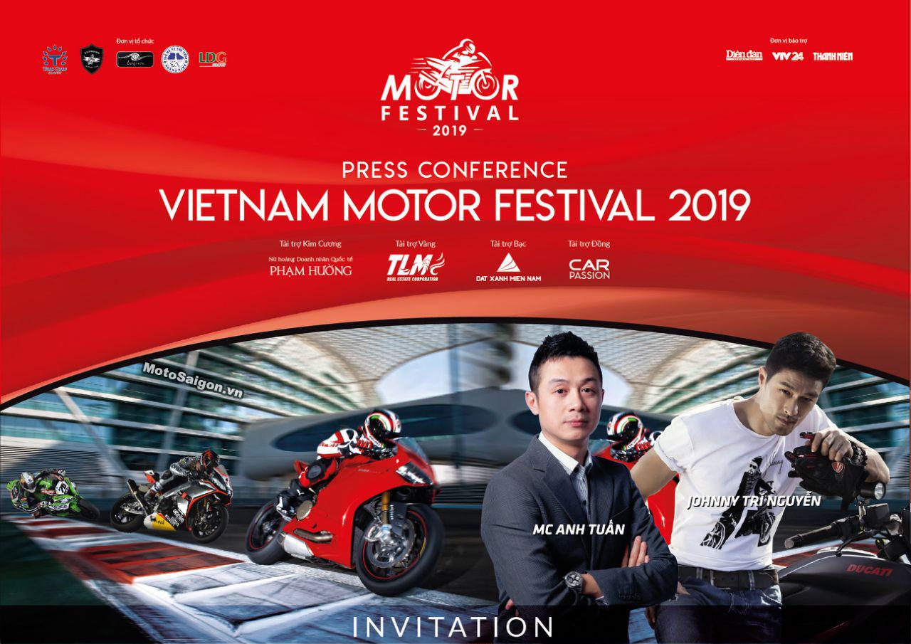 Đại hội mô tô Việt Nam 2019 - Motor Festival 2019