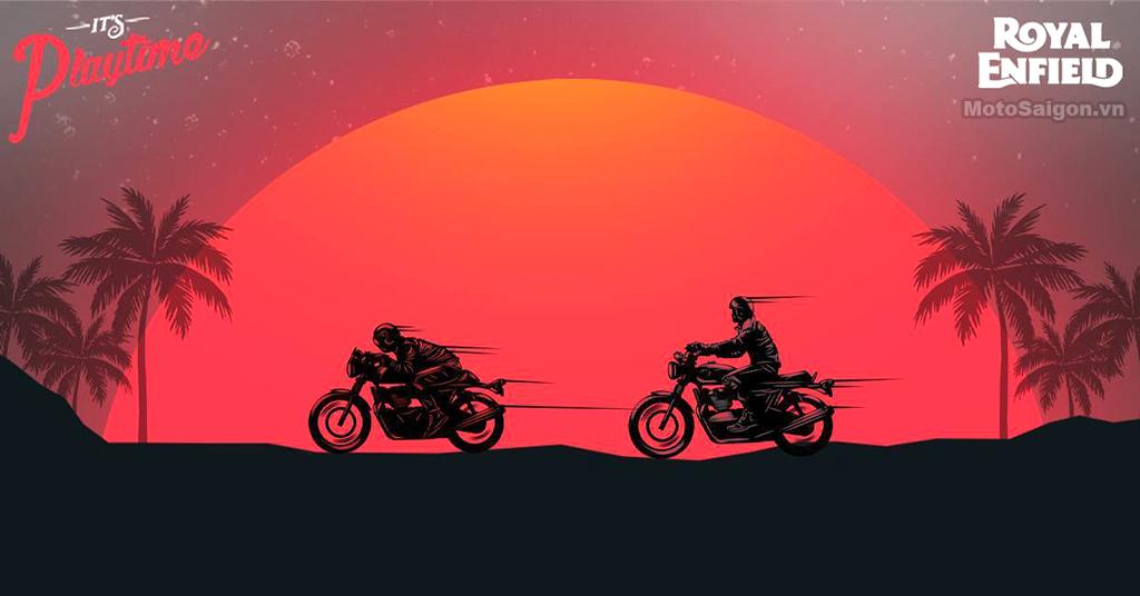 Royal Enfield Việt Nam chính thức công bố giá bán 2 mẫu xe 650cc