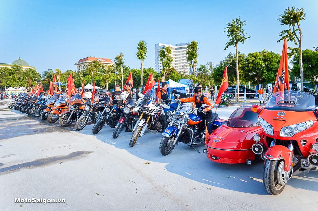 Thưởng Motor đồng hành cùng Sinh nhật lần thứ 4 của CLB Motor Nghệ An