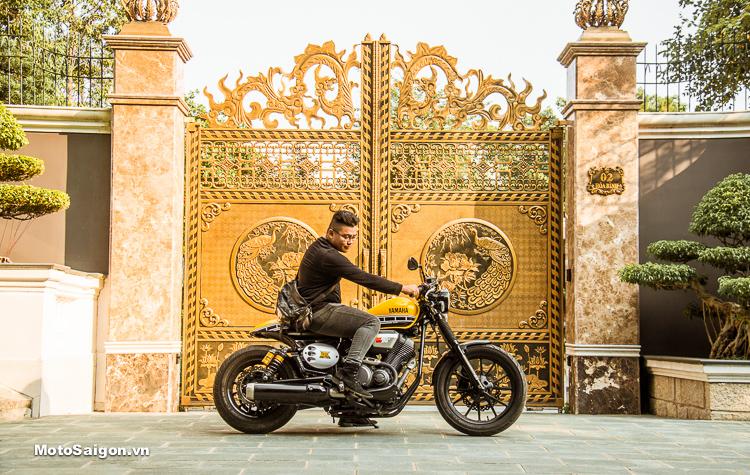 Đánh giá xe Yamaha XV950 Racer