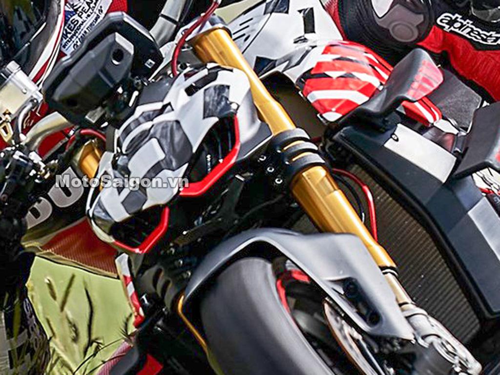 Giá xe Ducati Streetfighter V4 sắp được công bố?