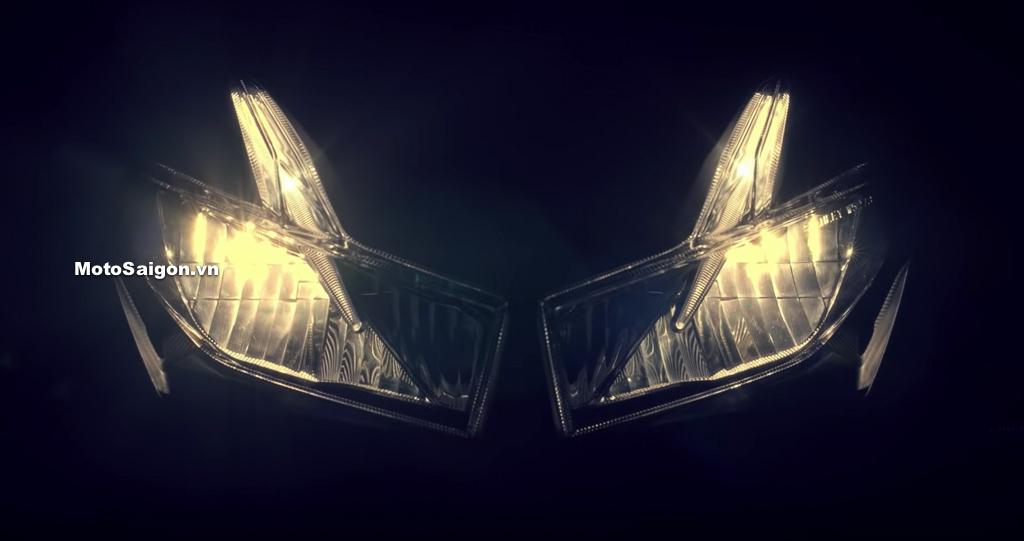 Hình ảnh Honda Winner X khác hoàn toàn so với trong clip