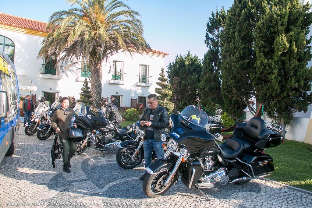 Tour Harley-Davidson mùa hè Châu Âu - Ngày 5: Đại náo thủ đô Lisbon