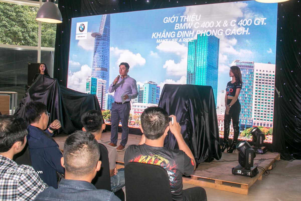 THACO công bố giá bán BMW Motorrad C400X và C400GT tại Việt Nam