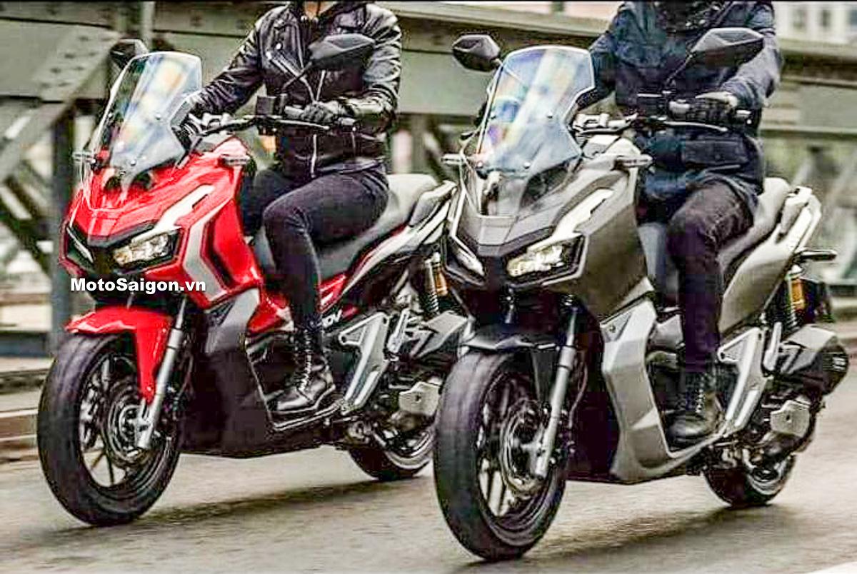 Honda ADV 150 giá bán từ 49 triệu đồng bất ngờ ra mắt