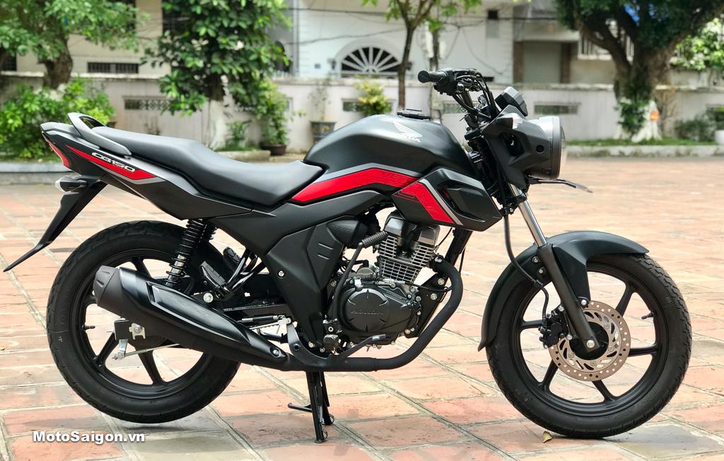 Honda CB150 Verza 2021 giá bán siêu ưu đãi tại Trường Trung Motor