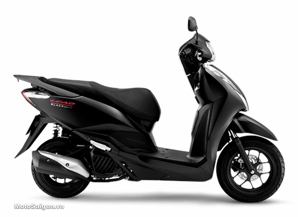 Honda LEAD 125 2019 mới màu đen mờ