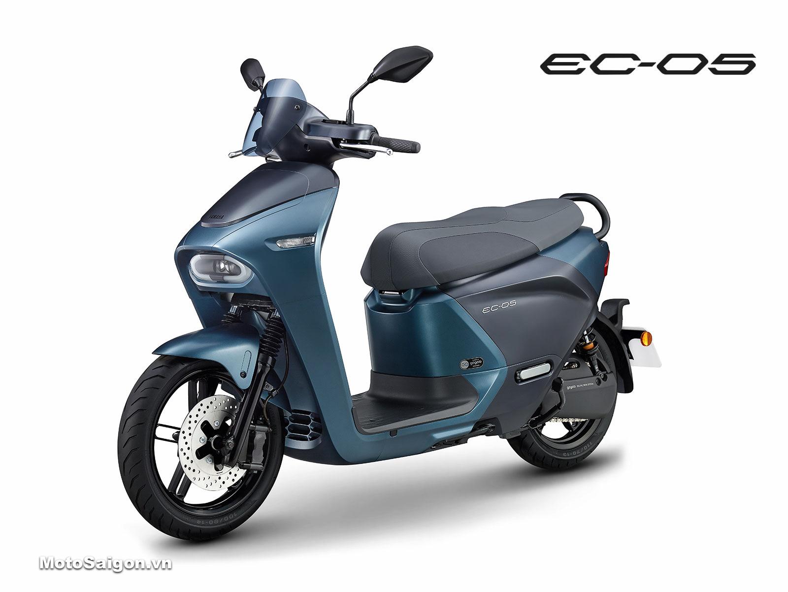 Yamaha EC-05 mẫu xe máy điện dành cho đô thị đã có giá bán