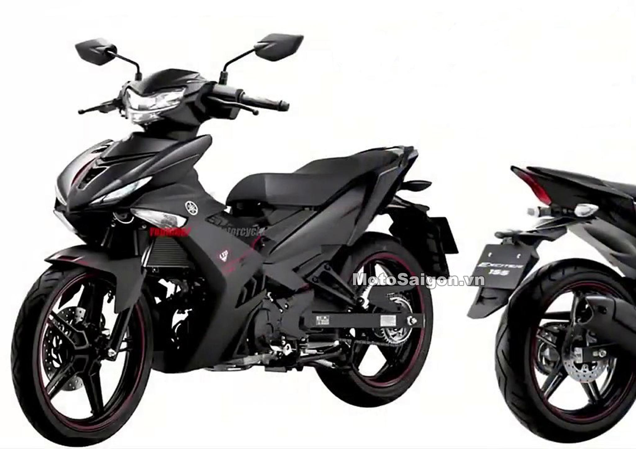 Thông tin Yamaha Exciter 155 VVA sắp có giá bán vào tháng 8?