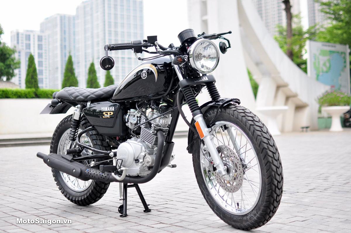 Yamaha YB125 SP độ cực chuẩn tại xưởng độ Thưởng Motor