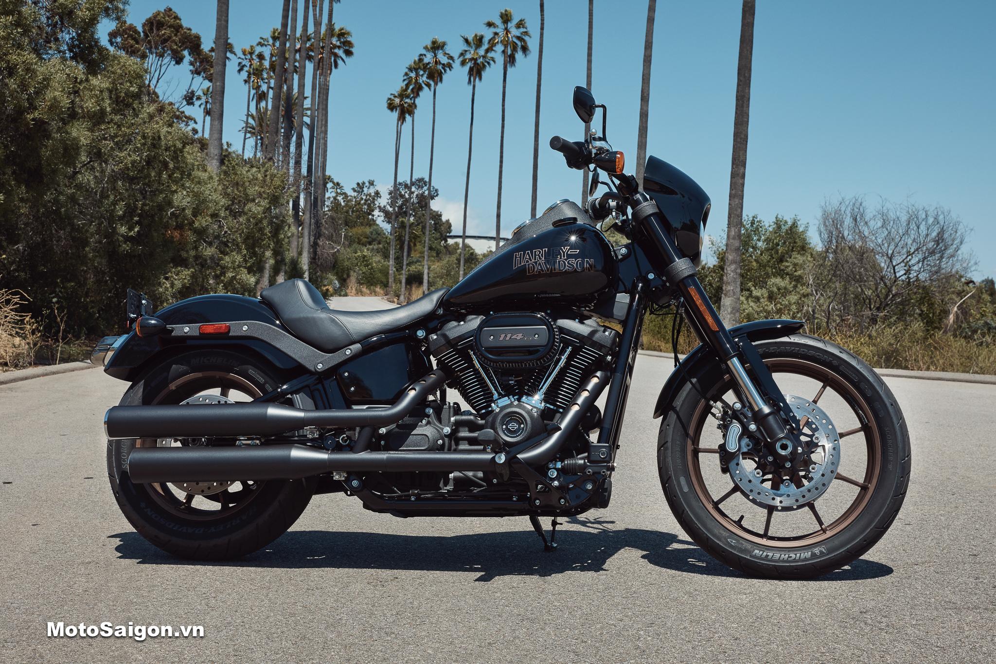 Harley-Davidson Low Rider S 114 2020 hoàn toàn mới đã có giá bán