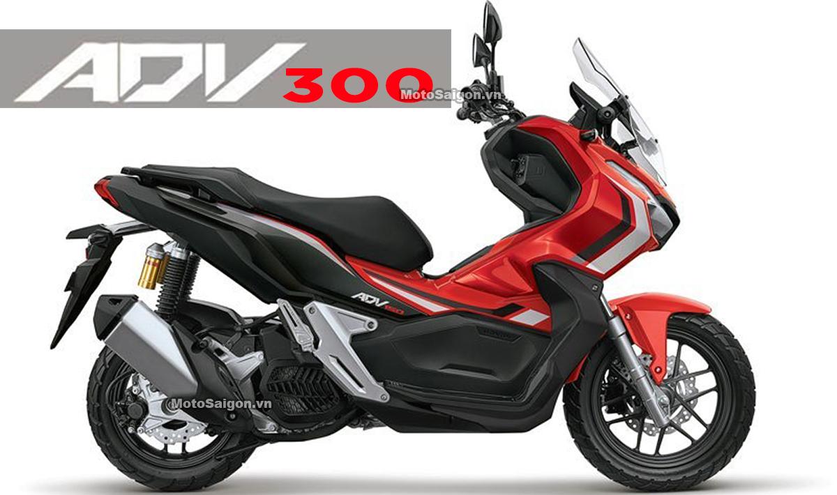 Honda ADV 300 sắp có giá bán dùng chung động cơ với Forza 300