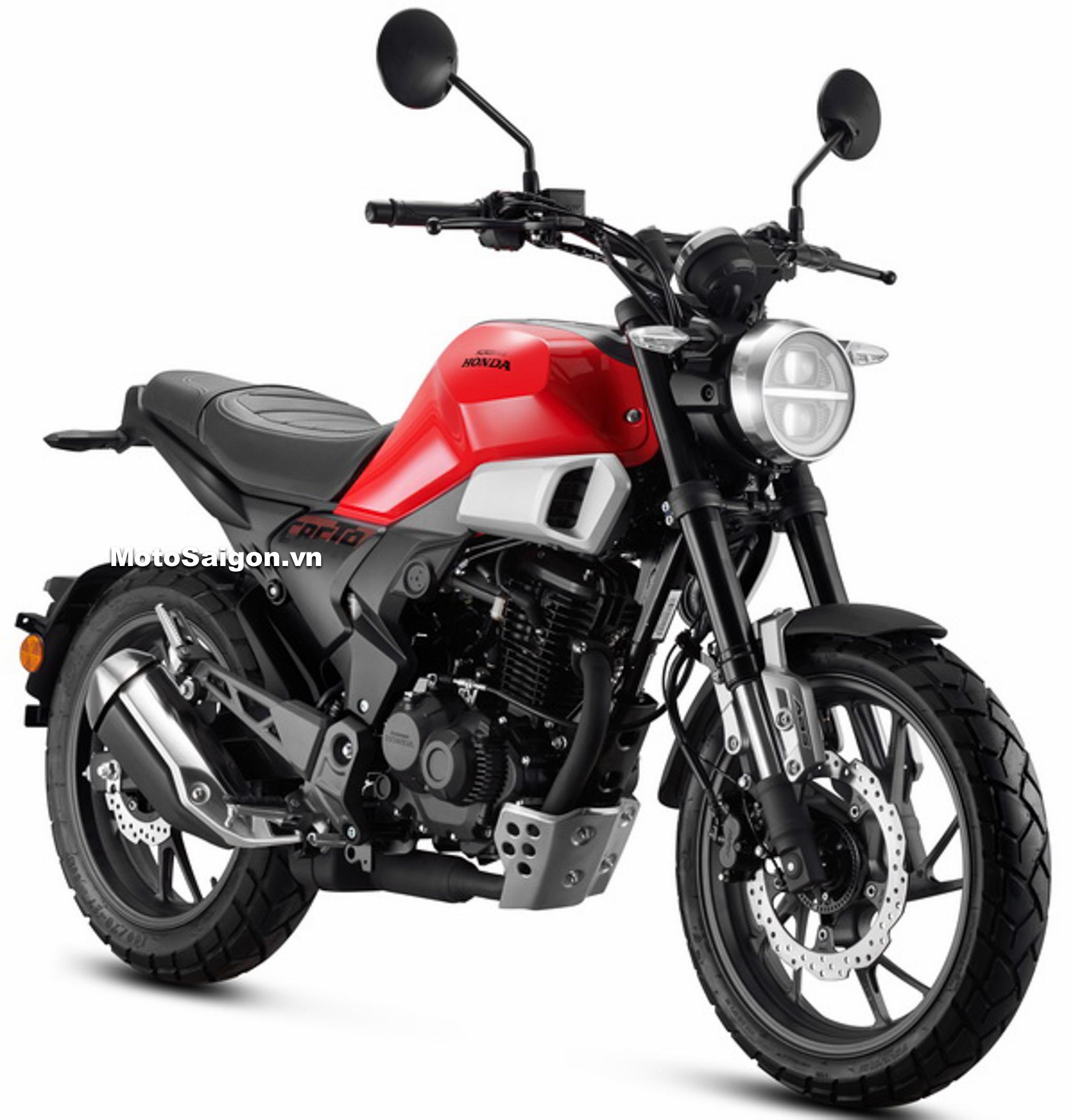 Giá xe Honda CBF190 TR Motosaigon