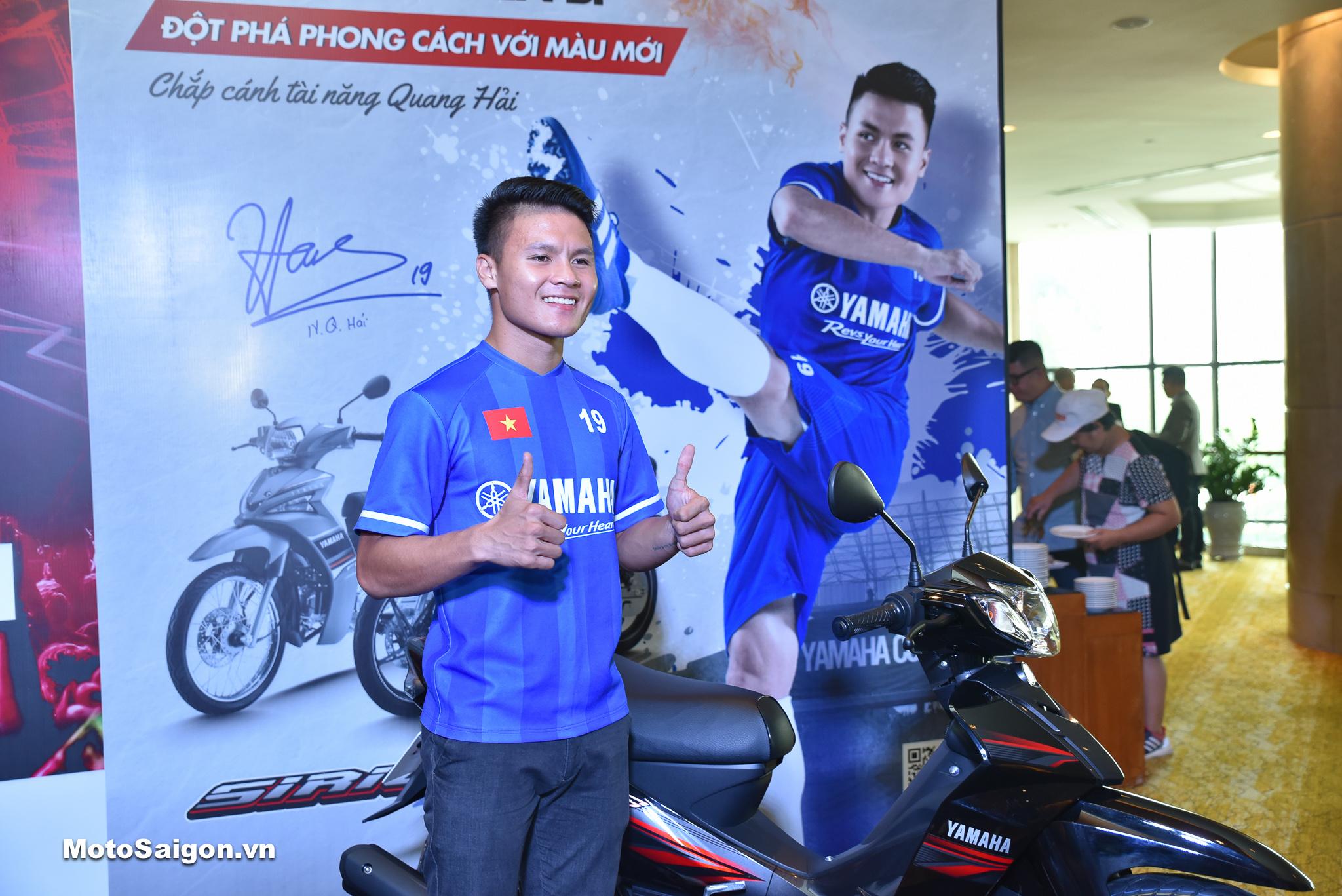 Cầu thủ Quang Hải Đội tuyển bóng đá quốc gia Việt Nam