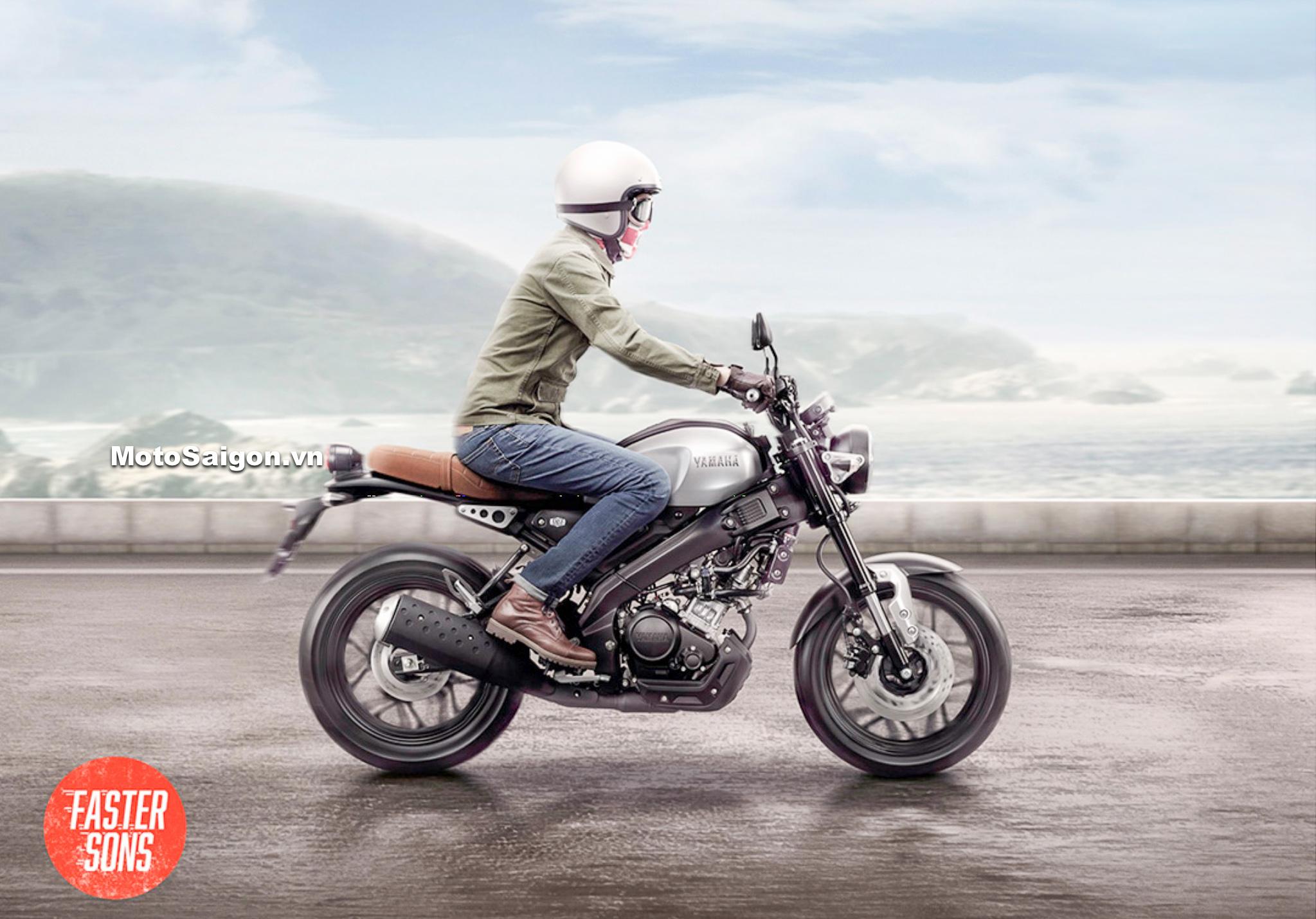 Hình ảnh Yamaha XSR155