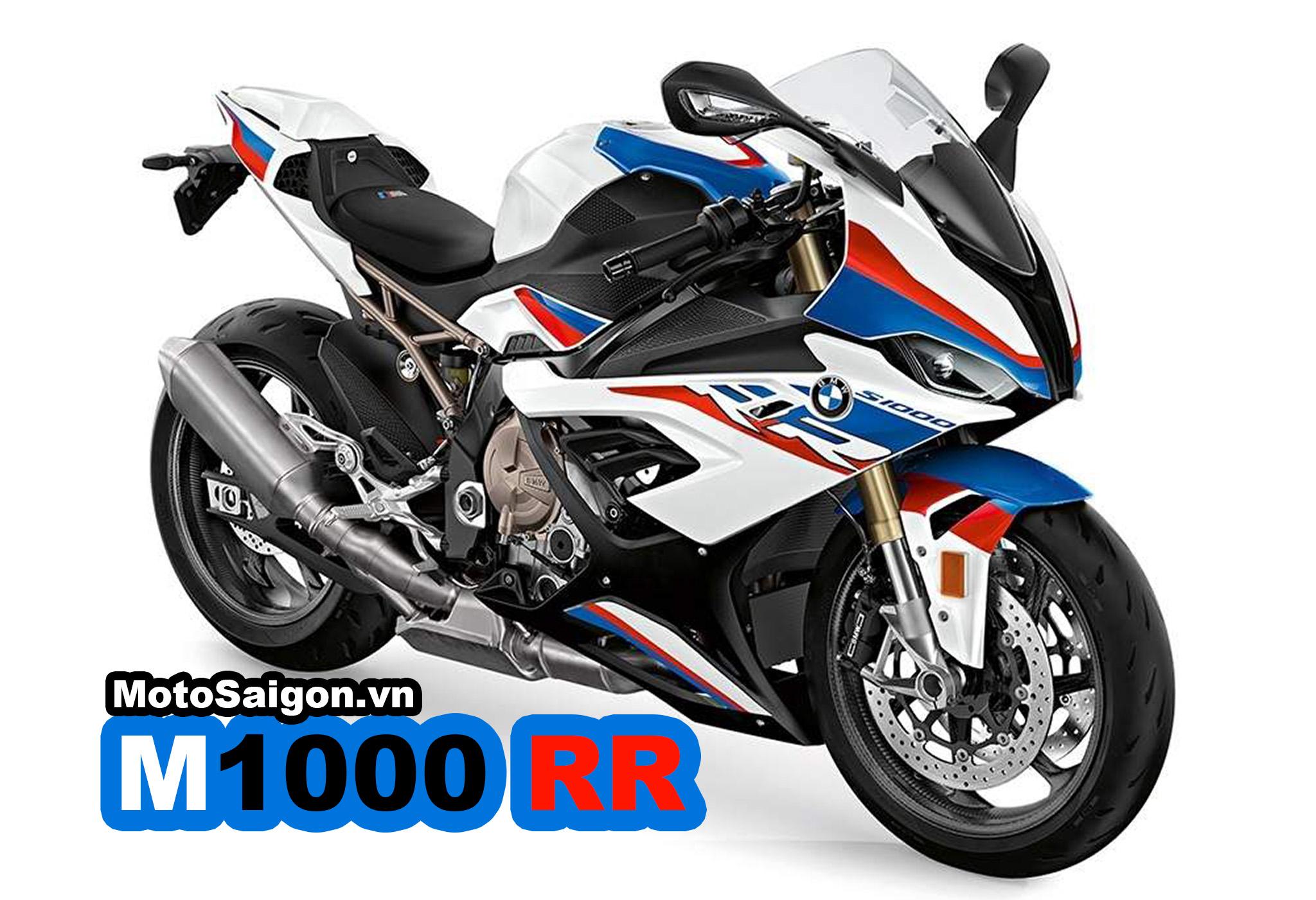 """BMW sắp ra mắt dòng """"M"""" cao cấp: M1000 RR, M1000 XR, M1300 GS"""