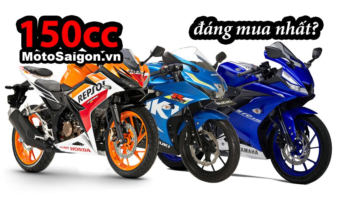 Giá xe moto 150 pkn đáng mua nhất?
