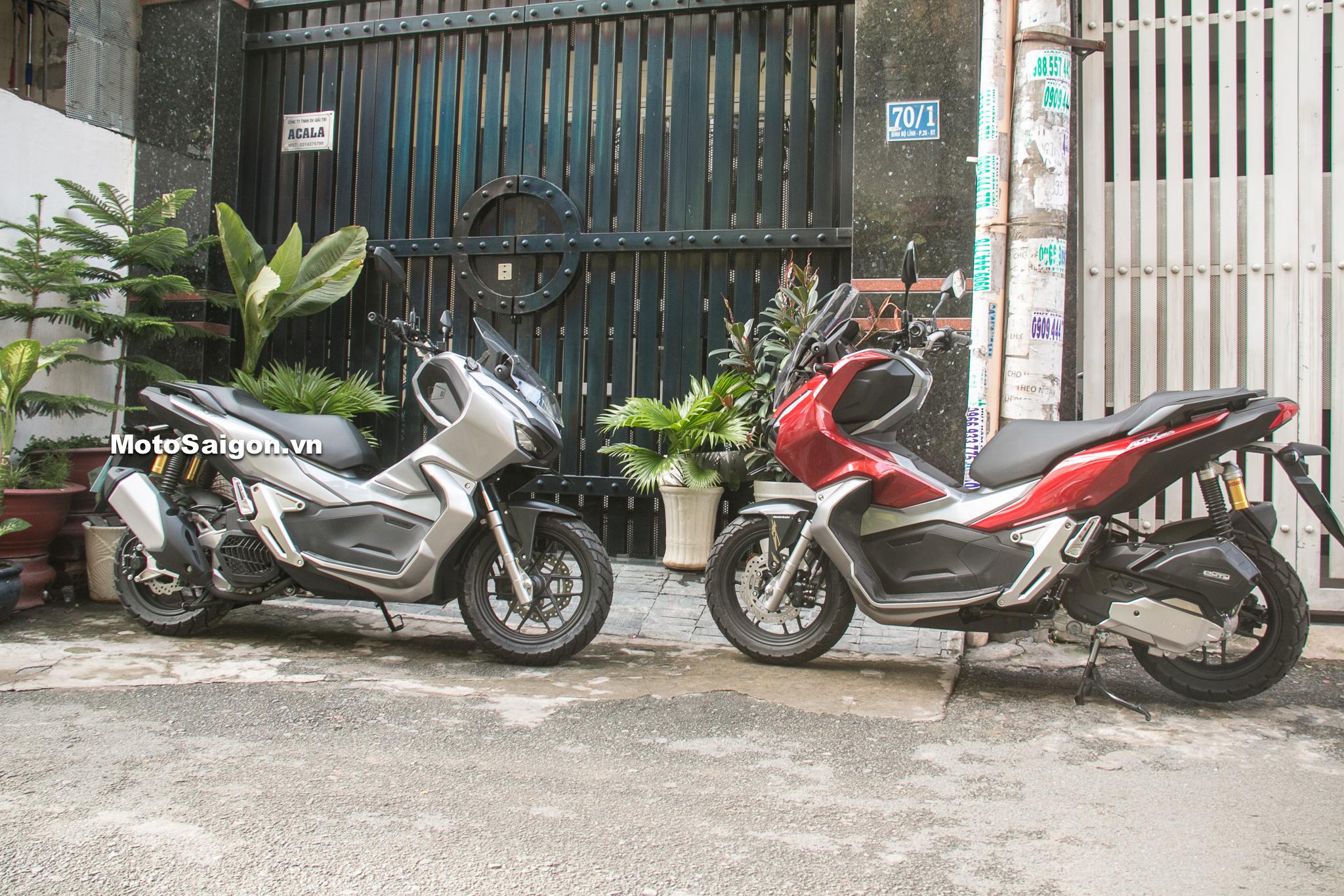 Đánh giá xe Honda ADV 150 CBS & ABS giá bán