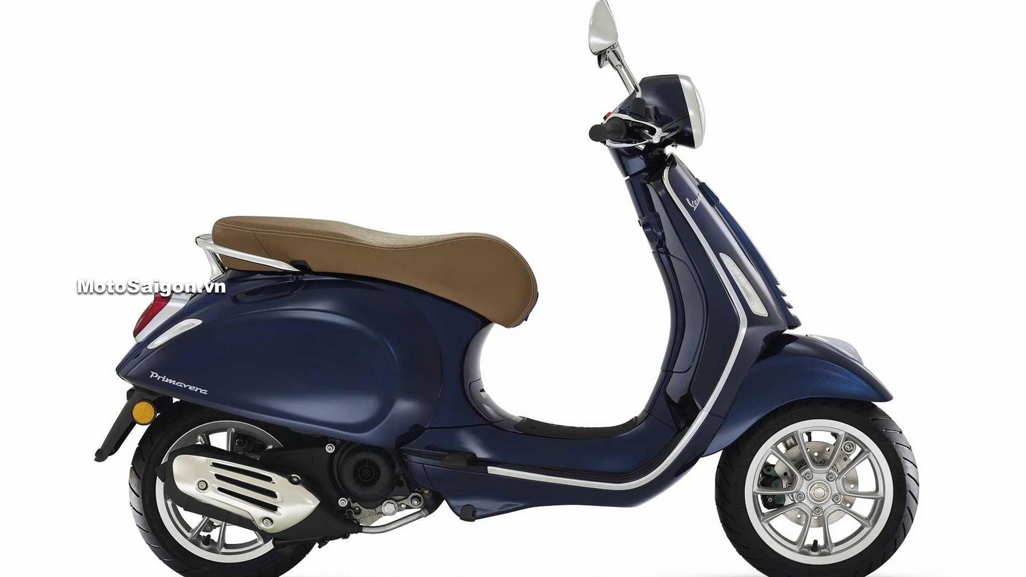 Vespa Primavera 50 Limited Speed
