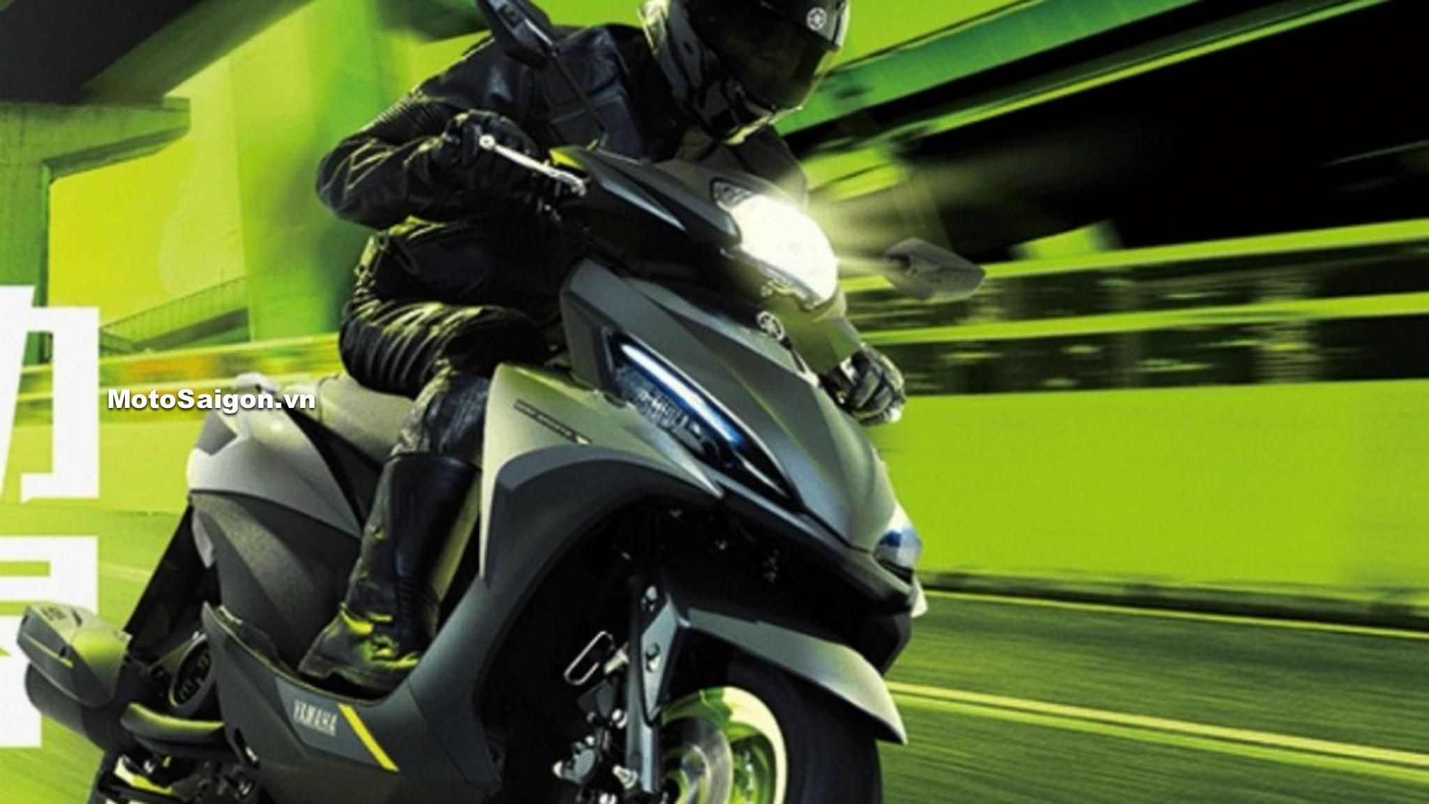 Yamaha Mio Gear và Mio Gravis thế hệ mới 2020 sắp có giá bán