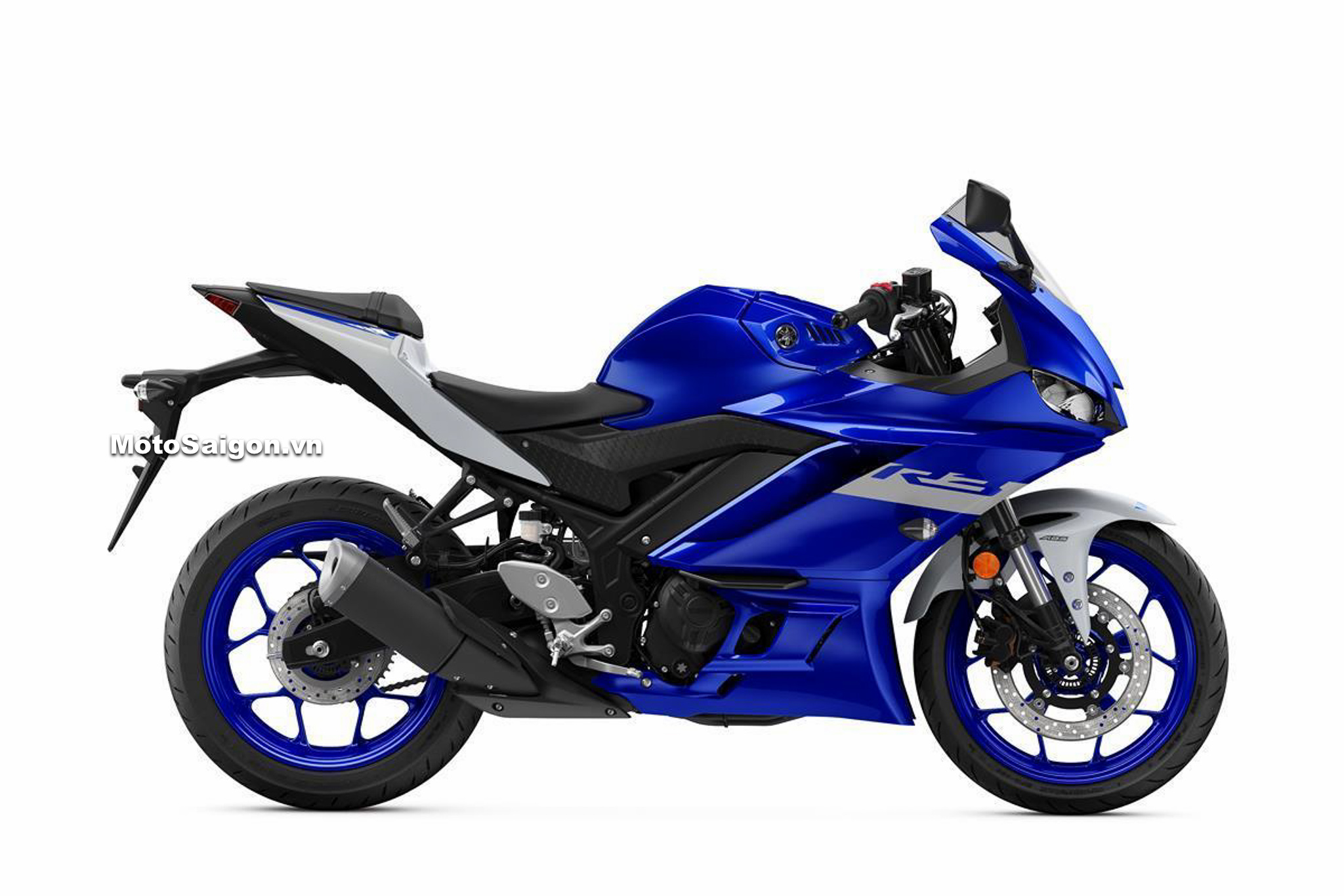 Yamaha R3 2020 bất ngờ ra mắt giá bán không đổi