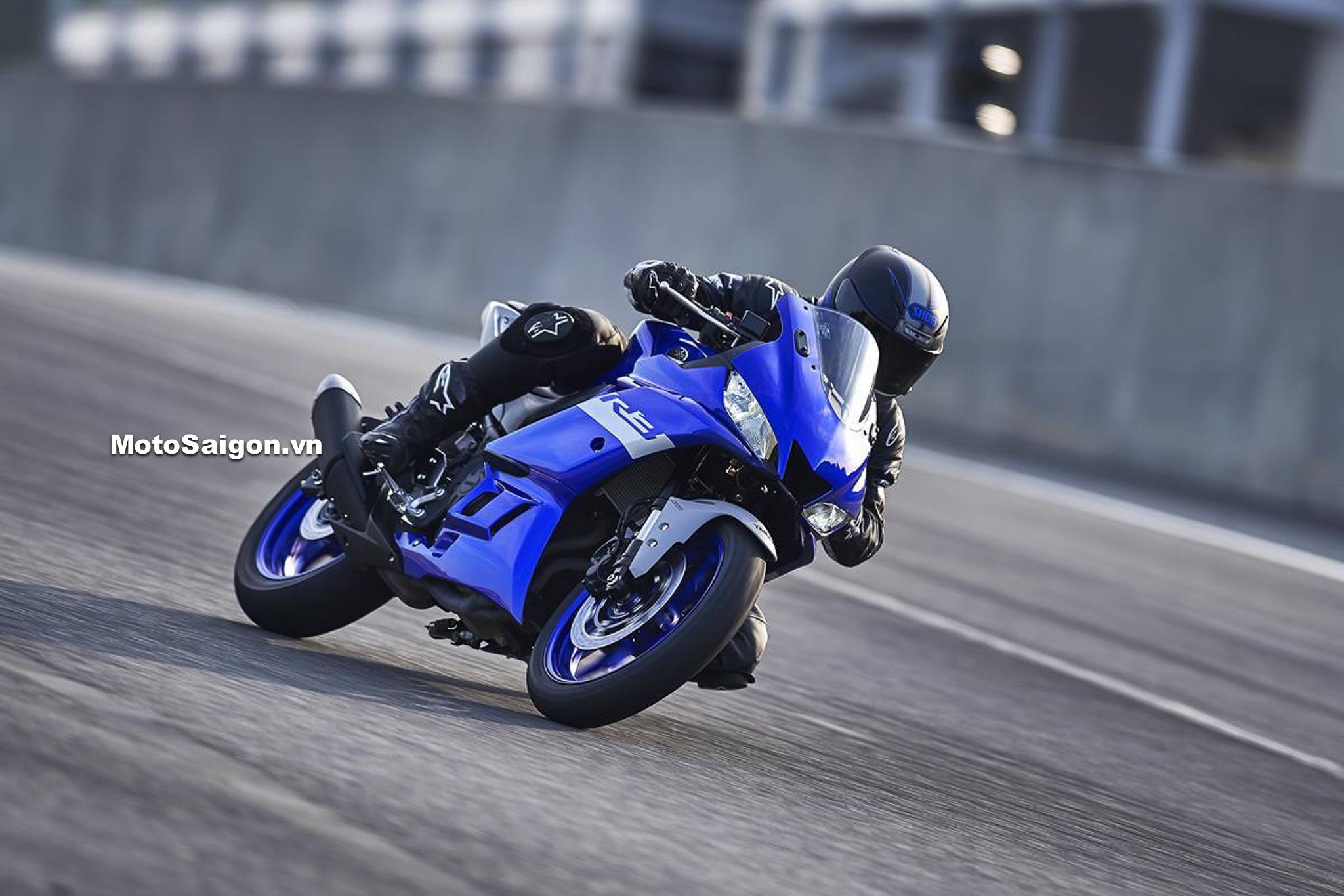 Yamaha R3 2019 bị triệu hồi vì lỗi phanh trước
