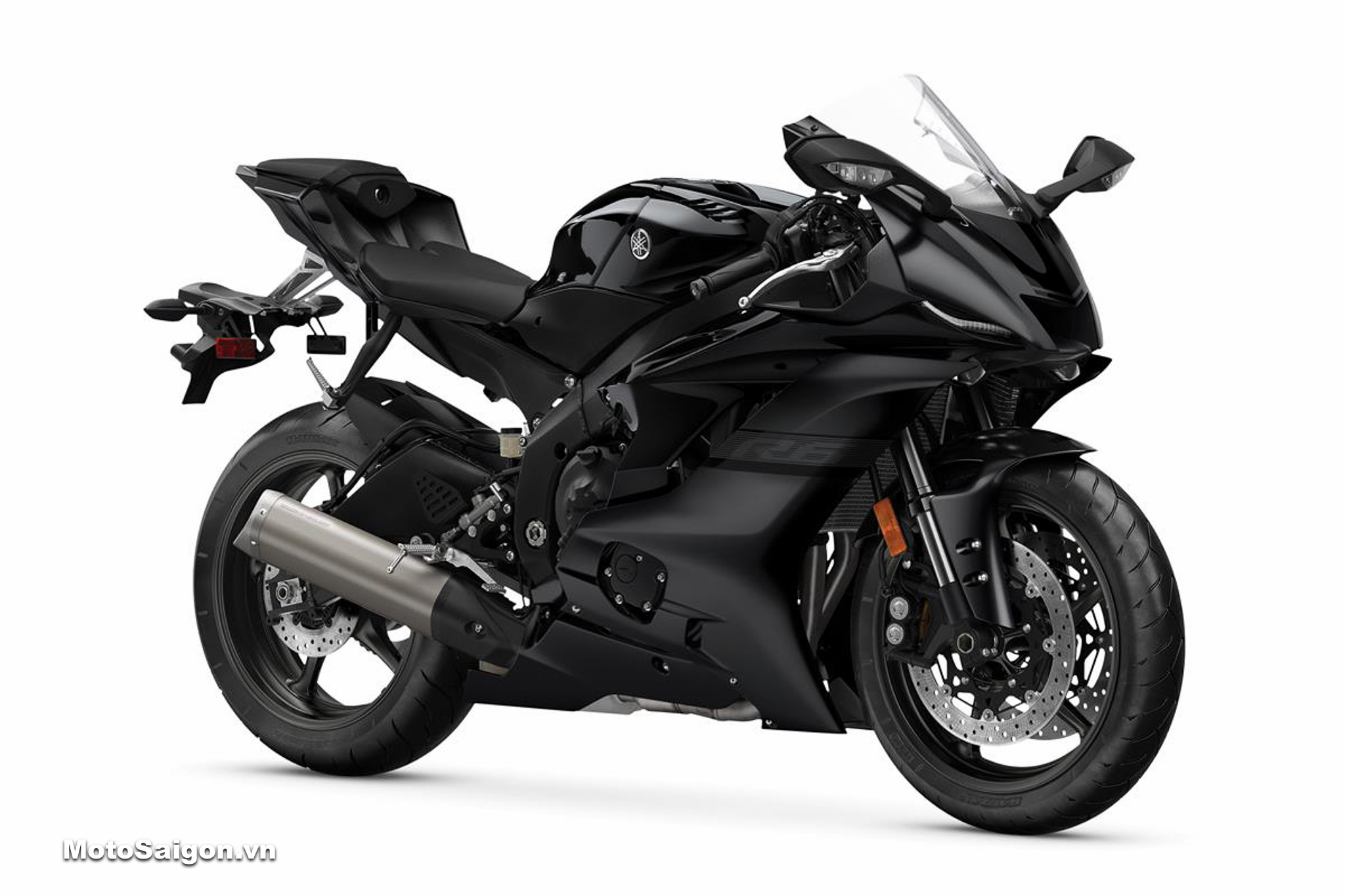 Yamaha R6 2020 màu đen Raven Black