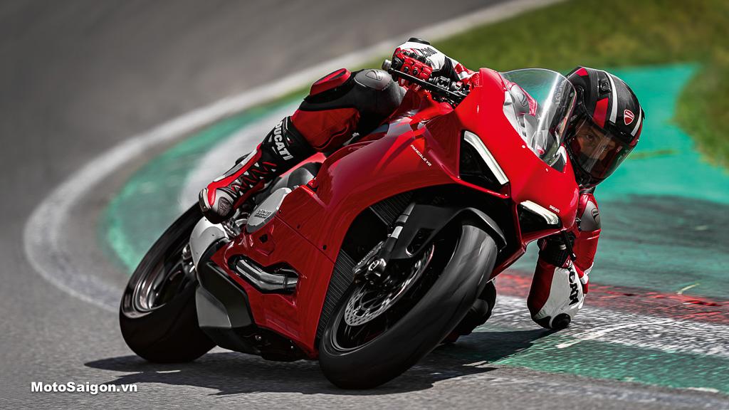 Ducati Panigale V2 thay thế 959 với ngoại hình tương tự V4