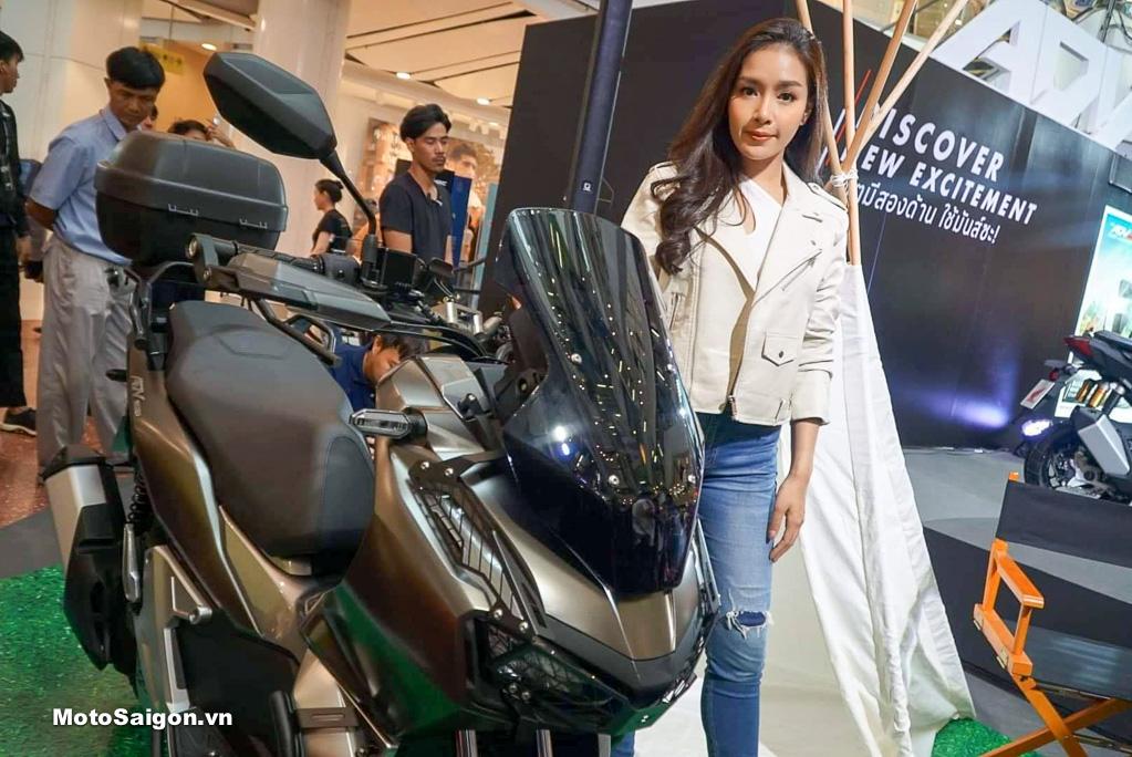 Giá bán Honda ADV 150 đã được công bố tại Thái Lan