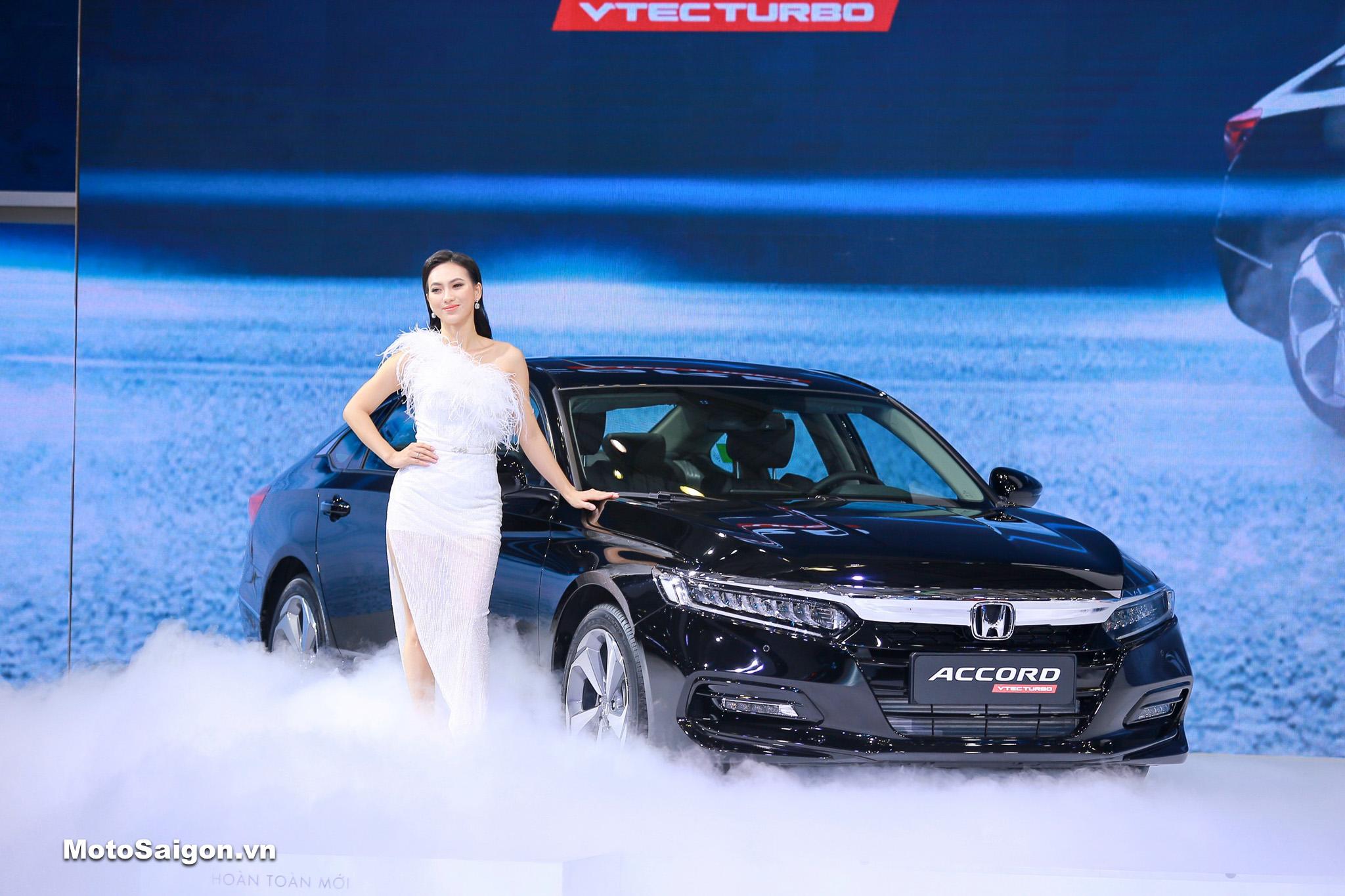 Giá xe Honda Accord thế hệ thứ 10 mới nhất đã được công bố tại Việt Nam