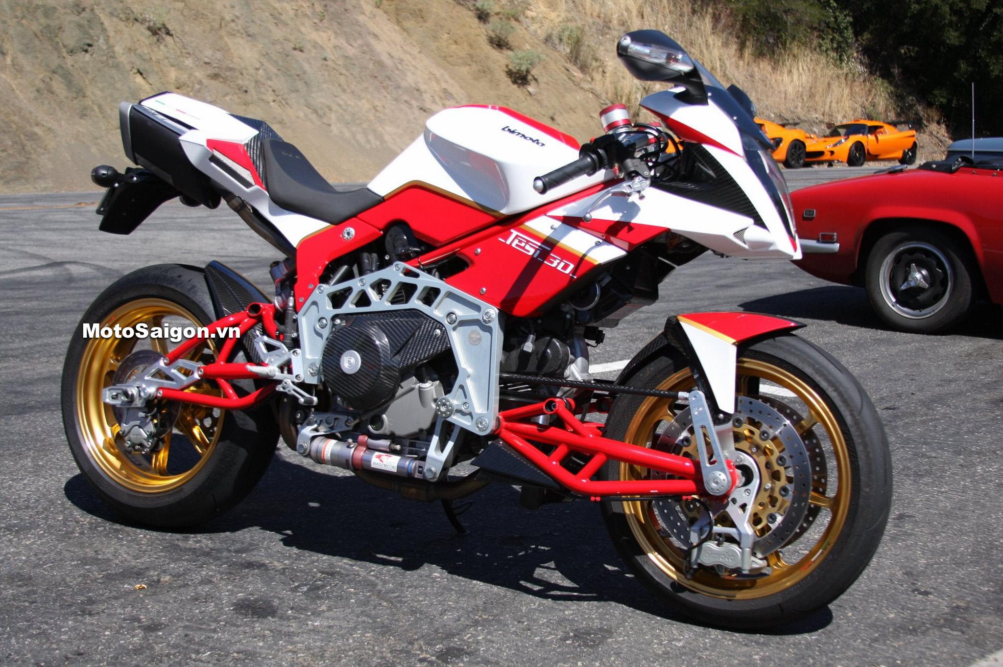 Kawasaki chính thức thâu tóm Bimota