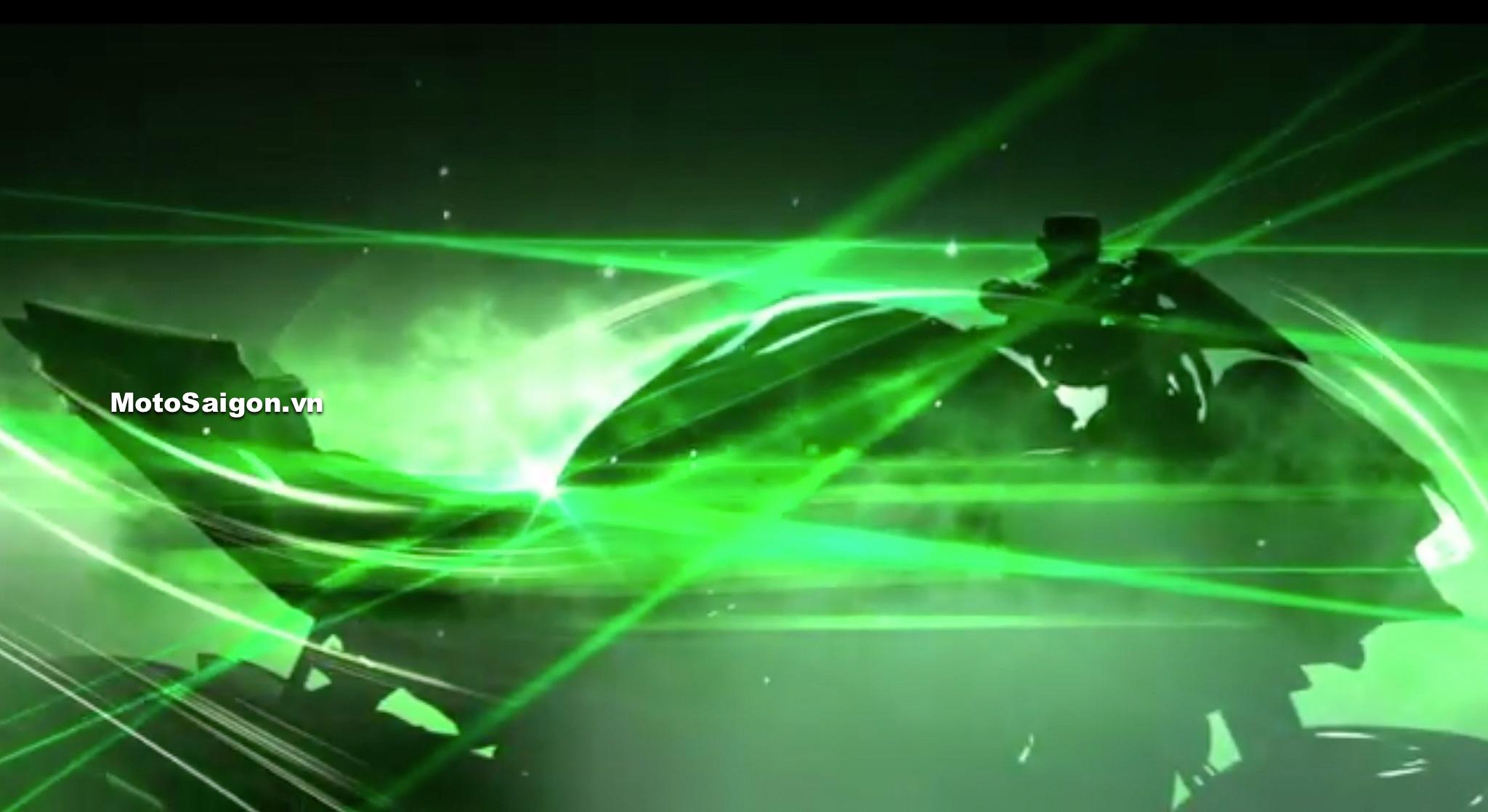 "Kawasaki Z H2 tên thực tế của mẫu xe mới ""The Ultimate Z"""