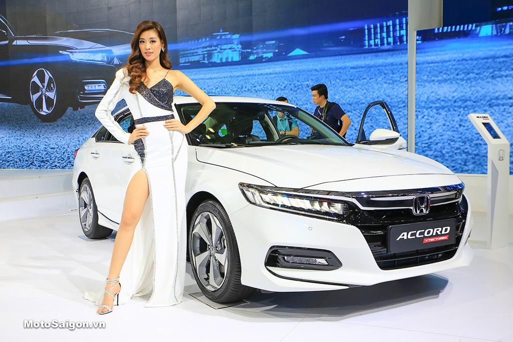 Honda Accord thế hệ thứ 10 mới nhất