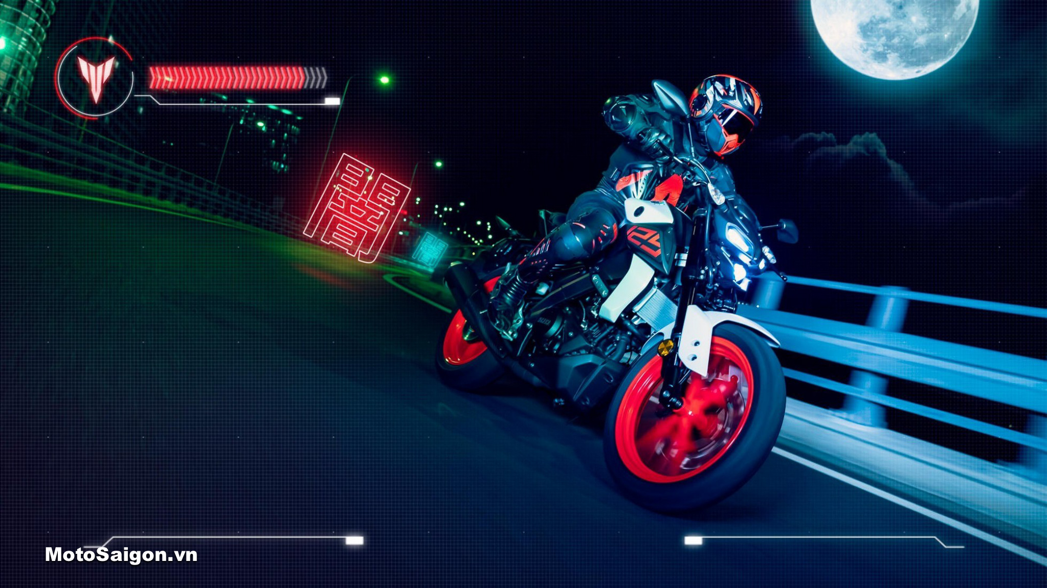 Sau MT-03 Yamaha tiếp tục ra mắt MT-125 VVA 2020