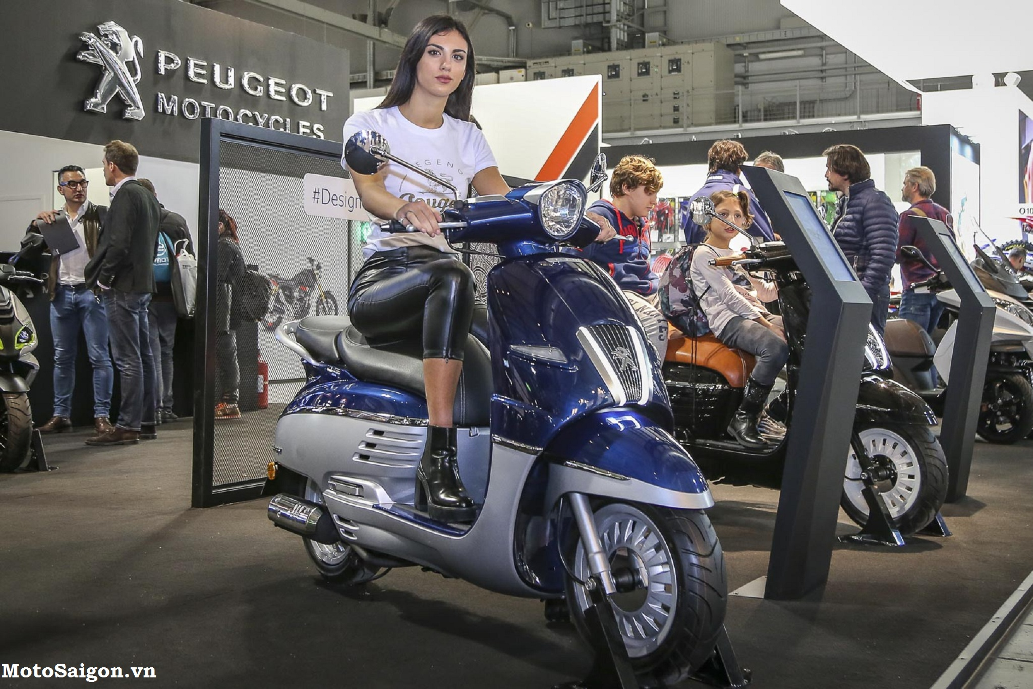 New Peugeot 2020 Models At Eicma 2019 Electrodealpro
