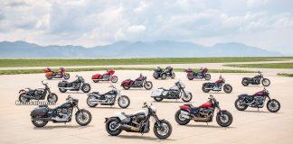 Giá xe Harley-Davidson 2020 mới nhất hôm nay được phân phối chính hãng tại Việt Nam