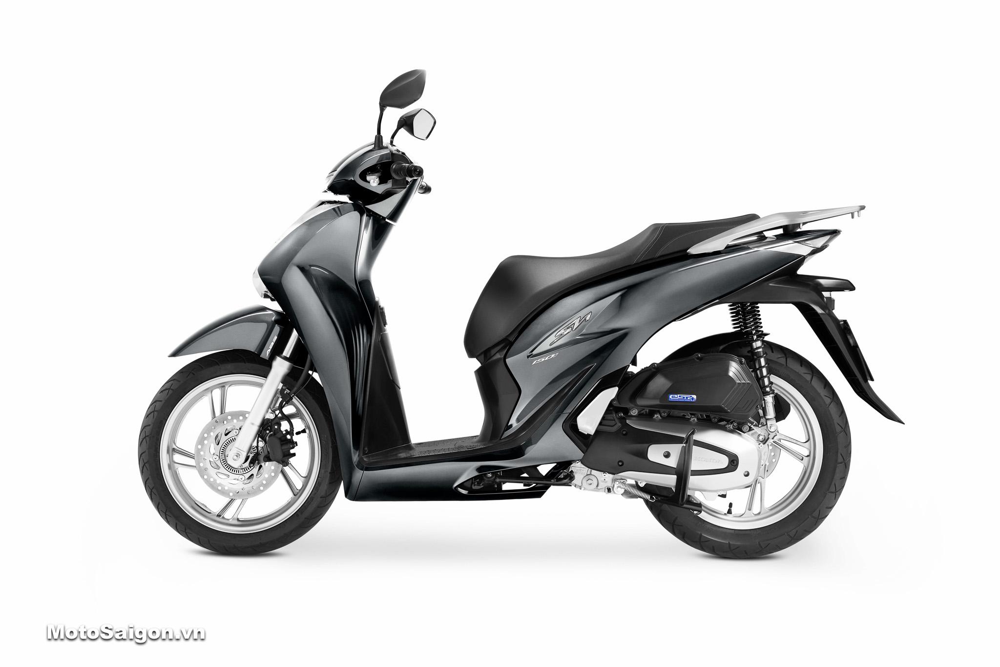 Giá xe Honda SH 125i 150i 2020 CBS & ABS màu Đỏ