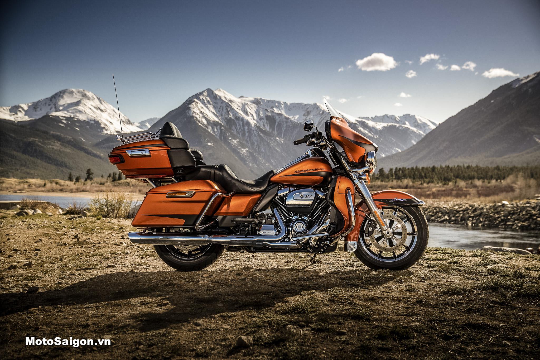 Harley-Davidson Ultra Limited 2020